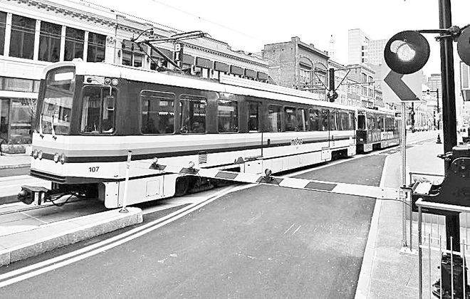 The NFTA needs more operating aid from the state to keep the trains and buses running. (Buffalo News file photo)