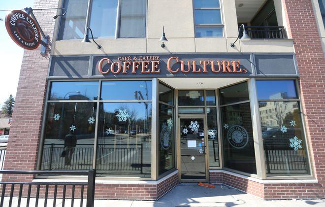 Coffee Culture's former Elmwood Avenue location in Buffalo.