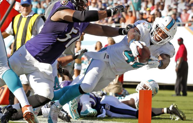 The Miami Dolphins have five days to match the Bills' offer sheet to Charles Clay.