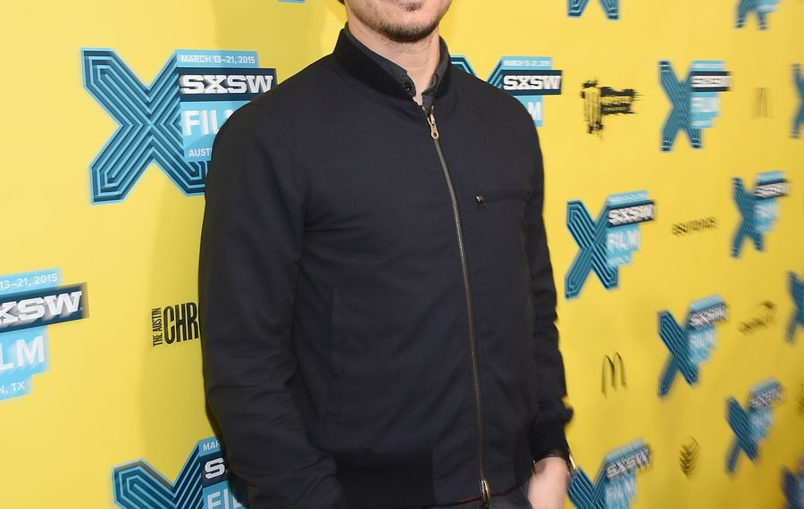 """Go southwest, young man: Actor Josh Hartnett arrives at the premiere of """"Wild Horses"""" Tuesday during the 2015 SXSW Festival at the Paramount Theatre in Austin, Texas. Hartnett stars alongside Robert Duvall − who is back in the saddle again and also back in the director's chair – for the independently produced film, a modern-day western murder mystery."""