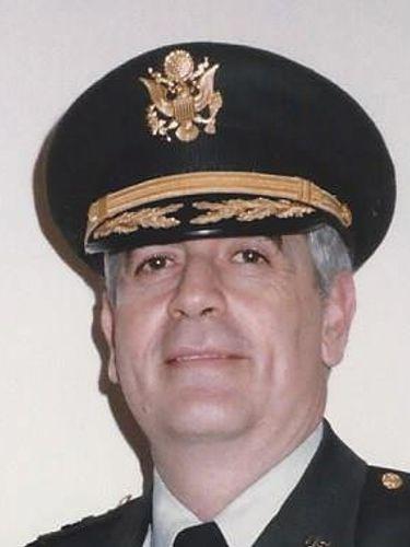 Army Col. George O. D'Amico, retired businessman