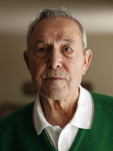 Oneil Cozzolino, WWII Army veteran, butcher