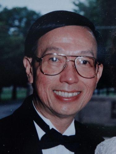 Dr. Ramon K. Tan, retired psychiatrist, professor