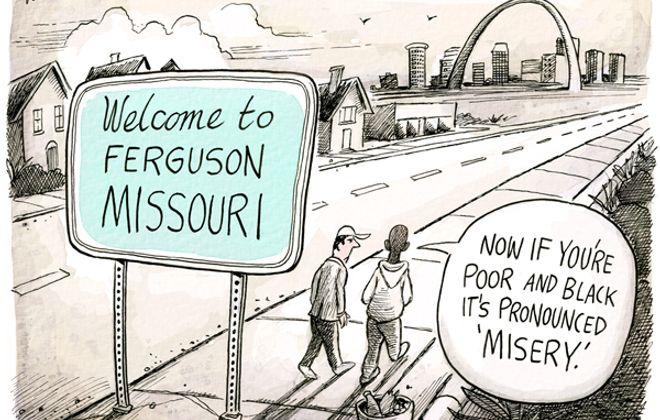 Ferguson Missouri