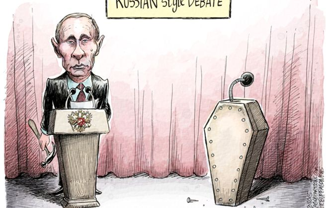 Putin's critics