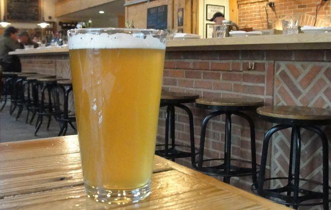 Saison #3 from Community Beer Works. (Matt Kresconko/Special to the News)