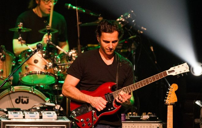 Dweezil Zappa and Zappa Plays Zappa will perform at UB's Center for the Arts on Tuesday.