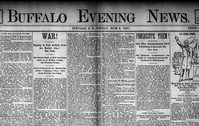 1888: Should new East Side market be built on Broadway or Walden?