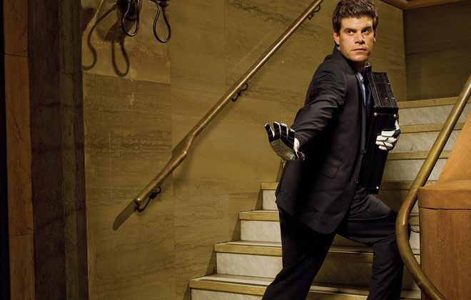 """Stephen Rannazzisi of """"The League"""" will be at Helium Comedy Club April 14-16."""
