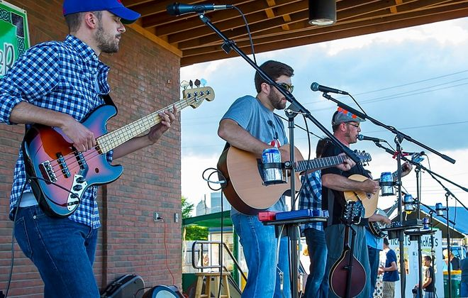 Crikwater will perform inside Brick Oven Bistro. (Don Nieman/Special to the News)