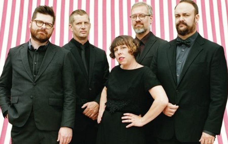 The Decemberists perform Wednesday at the University at Buffalo's Center for the Arts.