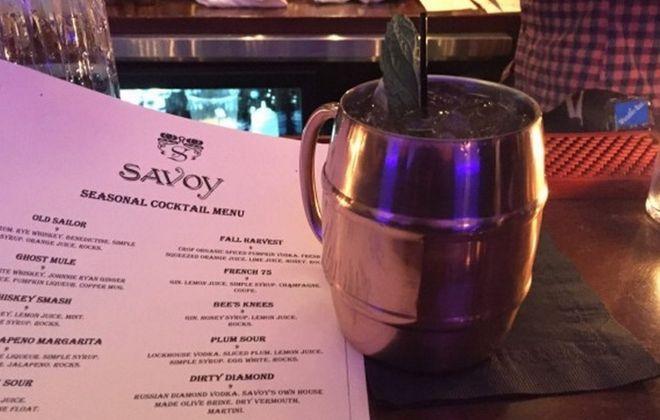 Happy Hour: Savoy Buffalo
