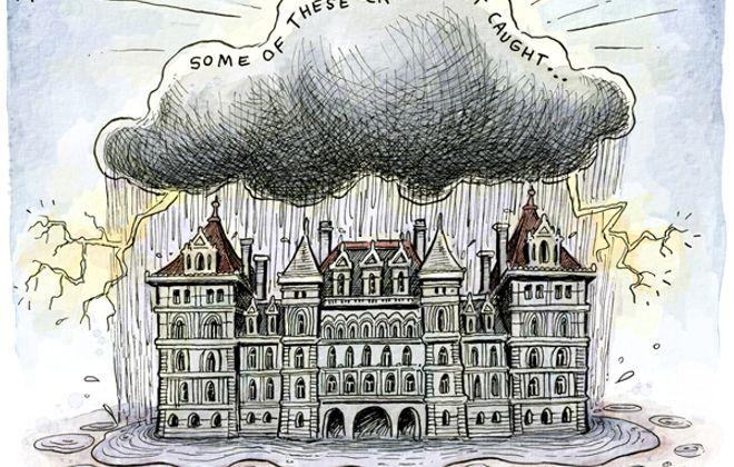 Albany corruption