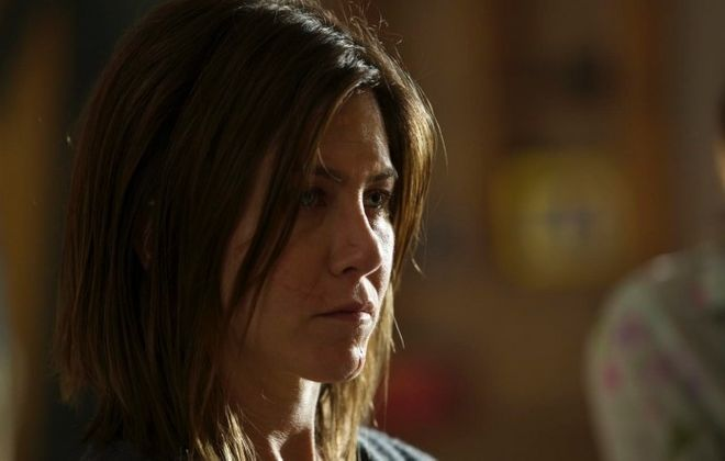 "Jennifer Aniston stars in ""Cake."""