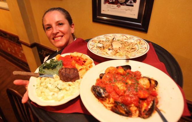 Ilio DiPaolo's is offering a free lunch buffet for Veterans Day. (Robert Kirkham/Buffalo News)