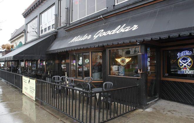 Mr. Goodbar will host a Half Way to Cask Ale Celebration. (Harry Scull Jr./Buffalo News file photo)