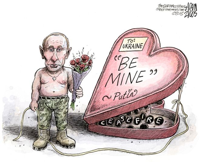 Russian valentine