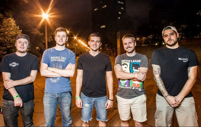 Storm the Bay performs Saturday in Mohawk Place.