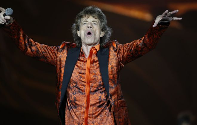 Mick Jagger and the Rolling Stones put on a show to remember at Ralph Wilson Stadium in 2015. (Harry Scull Jr./News file photo)