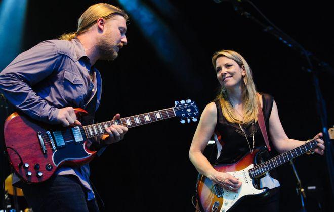 Tedeschi Trucks Band will perform at Artpark.
