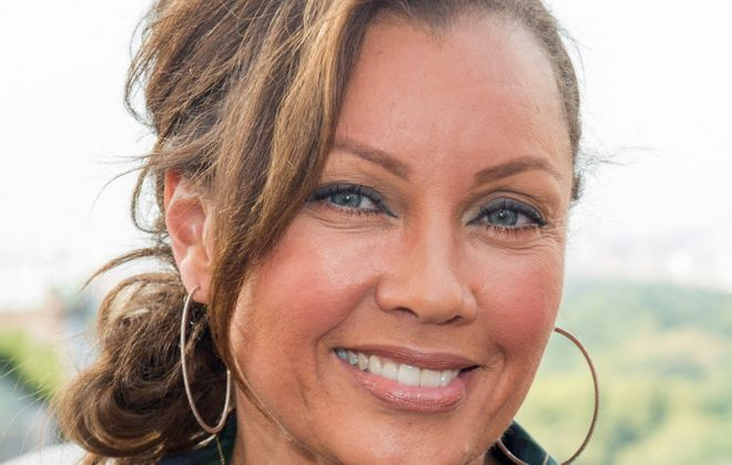 Vanessa Williams was married this weekend in Western New York.