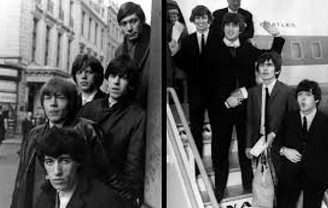 Beatles or Stones? Where do you weigh in on rock's great debate?