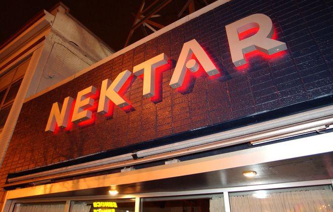 Progress is being made at the former Nektar space on Elmwood Avenue. (Robert Kirkham/Buffalo News file photo)