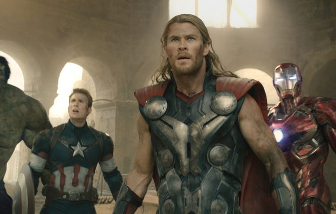 "Marvel's ""Avengers: Age Of Ultron"" is just one of a litany of comic movies released over the last five years."