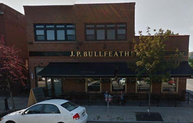 The former J.P. Bullfeathers restaurant on Elmwood Avenue. (Google)