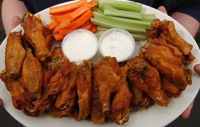 South Buffalo tavern Doc Sullivan's, known for its unique twist on wings, has changed hands. (Harry Scull Jr./Buffalo News file photo)