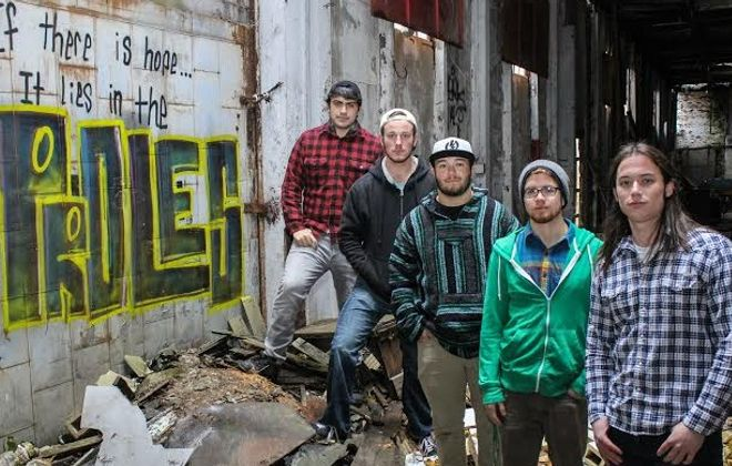 The Proles are a Buffalo rock band that will headline a gig at Mohawk Place on Friday. (The Proles' Facebook page)