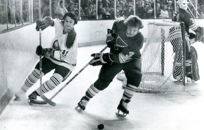 Gilbert Perreault: Buffalo's first draft choice when the team entered the league in 1970, eventually became the best skater in team history and went to the Hockey Hall of Fame. (Buffalo News archives)