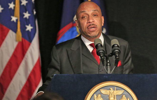Common Council President Darius Pridgen urges board to move past disagreements.