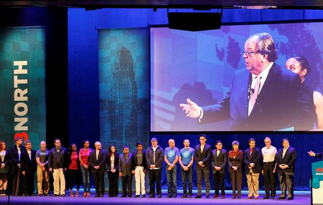 With much fanfare in October, 43North introduced the 11 companies that won prizes of up to $1 million.
