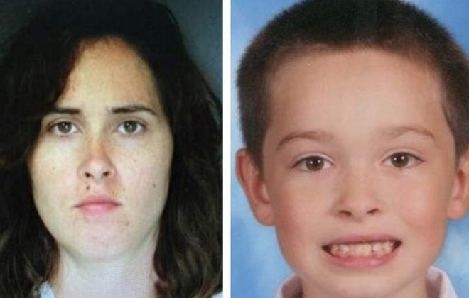 Jessica Murphy, 30, has pleaded not guilty by reason of mental illness in the fatal stabbing of her 8-year-old son Jacob Noe.