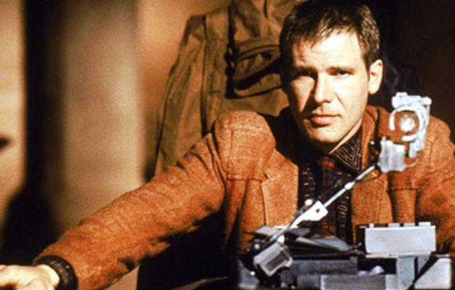 """Harrison Ford stars in """"Blade Runner."""""""
