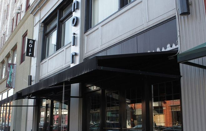 The former Noir Ultra Lounge will undergo a drastic change before opening as Local in June. (Sharon Cantillon/Buffalo News file photo)