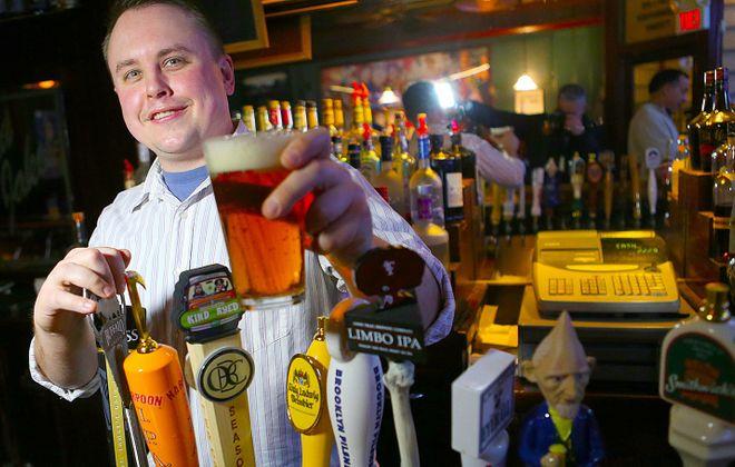 The future of North Buffalo favorite Papa Jake's is still unclear. (Robert Kirkham/Buffalo News file photo)