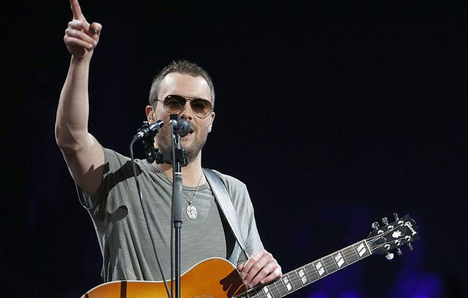 Eric Church brought his show to Western New York during a Friday performance at First Niagara Center.