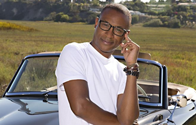 Comedian Tommy Davidson will be at Helium Comedy Club for five shows.