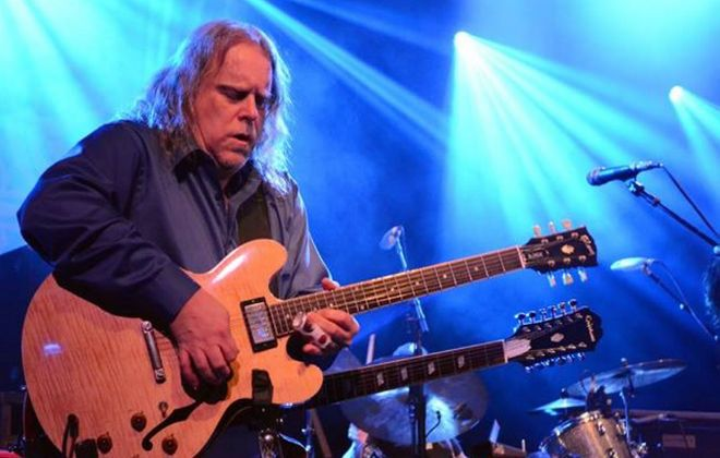 Warren Haynes and Railroad Earth will team for a show July 31 as part of North Tonawanda's Rockin' on the River Concert Series.