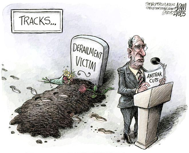Amtrak tragedy