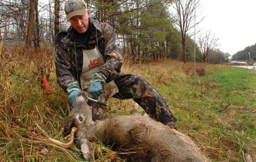Hunting-related shootings were at an all-time low in 2016, the state Department of Environmental Conservation reported. (Buffalo News file photo)