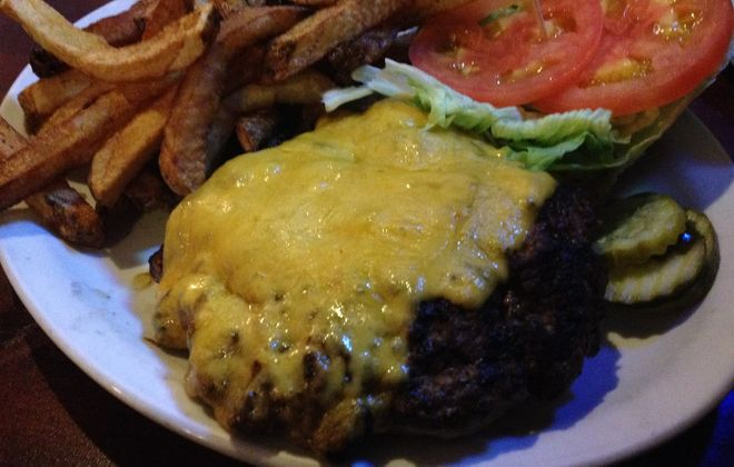 Vizzi's, a popular Kenmore restaurant with lauded burgers, is looking for a successor to buy the business. (Andrew Galarneau/Buffalo News)