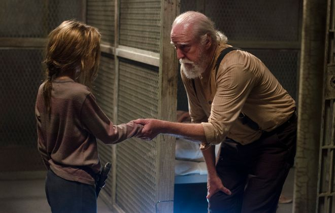 """Scott Wilson, who starred on the hit AMC series """"The Walking Dead,"""" will be at Niagara Falls Comic Con."""