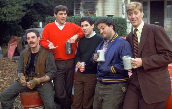 """""""Animal House"""" is one of the movies that Bacchus will feature this summer."""