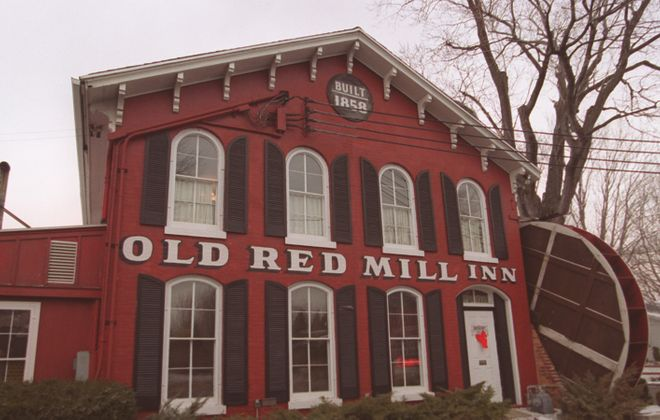 The Old Red Mill Inn located in Clarence. (Robert Kirkham/News file photo)