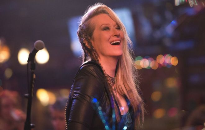 "Meryl Streep stars in ""Ricki and The Flash."" (Sony Pictures Entertainment)"