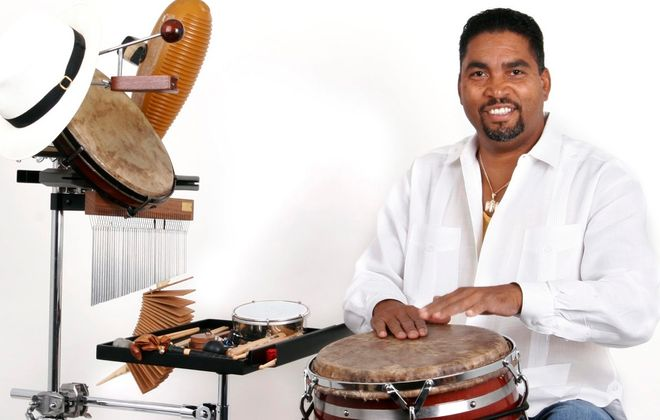 Wendell Rivera is one of the performers at the free Little Rock Concerts.