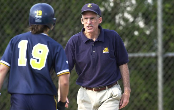 The varsity softball team at Canisius was founded in 1980, and Mike Rappl was coach for every game through the 2014 season.